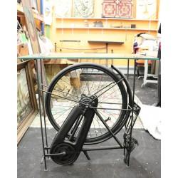 Vélo console