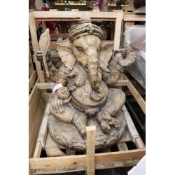 Ganesh éléphant Dieu